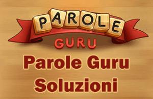 soluzioni-parole-guru